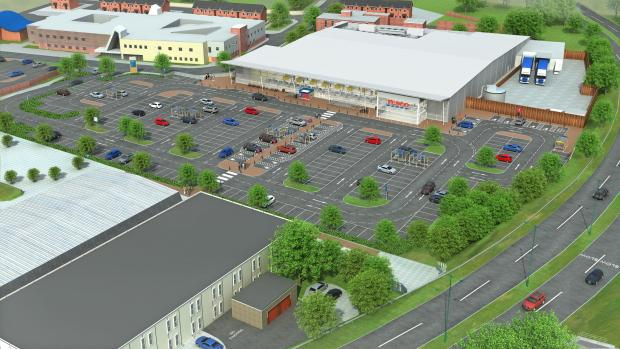 The Advertiser Series: NEW STORE: How the new Tesco in Stanley would look