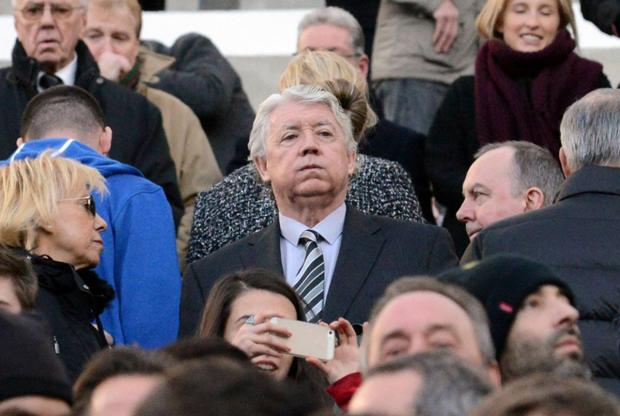 The Advertiser Series: NEWCASTLE NO MORE: Joe Kinnear, the club's director of football, last night quit his role during a chaotic few days on Tyneside