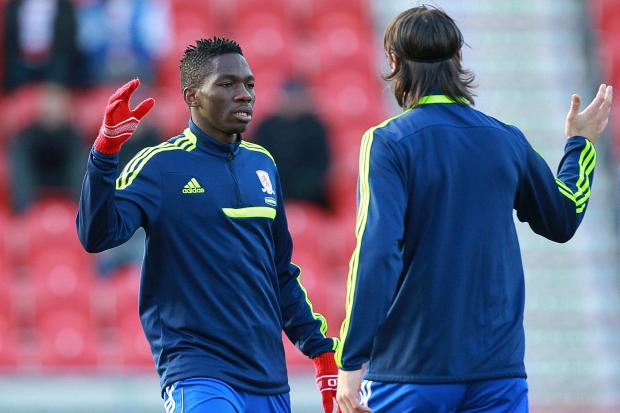 The Advertiser Series: CENTRAL STRENGTH: Aitor Karanka feels Kenneth Omeruo will establish himself as a central defender as his career develops