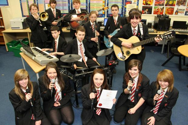 The Advertiser Series: DSMS musicians celebrate the Prince's Teaching Institute award