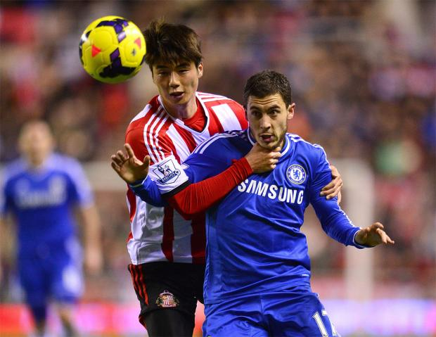 The Advertiser Series: GETTING TO GRIPS WITH SUNDERLAND: Midfielder Ki Sung-Yeung