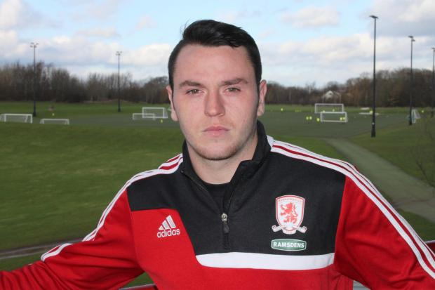 The Advertiser Series: PERMANENT TRANSFER: Lee Tomlin has signed a three-and-a-half year deal to turn his loan move to Middlesbrough into a permanent transfer