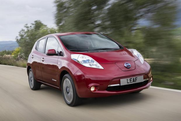 The Advertiser Series: Nissan has revealed increased sales of its all-electric Leaf