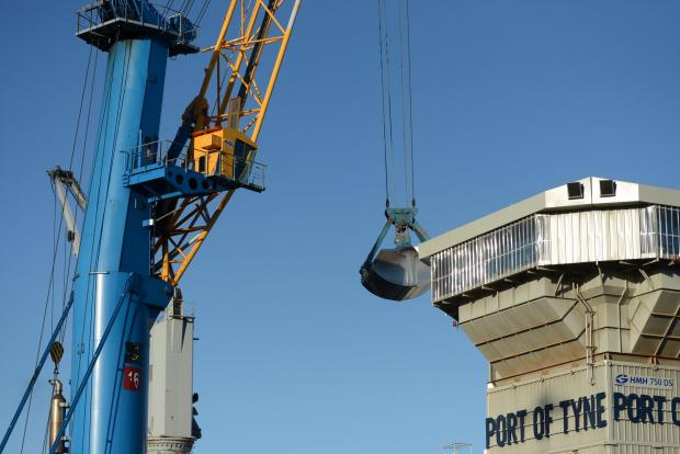 The Advertiser Series: Investment in new infrastructure and equipment is helping The Port of Tyne to handle more cargo