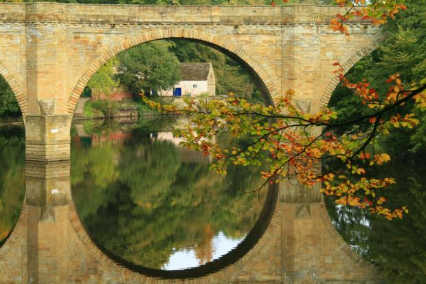 The Advertiser Series: GUIDED WALK: Prebends Bridge, near Durham Cathedral