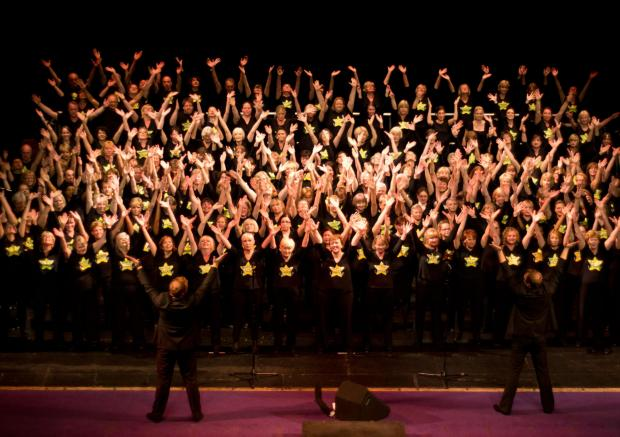 The Advertiser Series: Rock Choir: New branch in Chester-le-Street