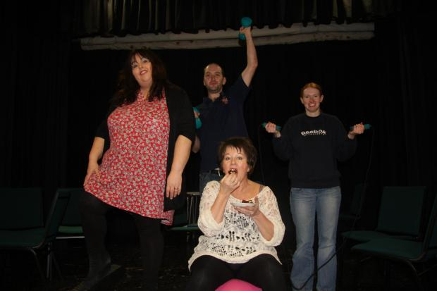 The Advertiser Series: Sedgefield Players rehearse for their upcoming performance of Waiting for Gateaux