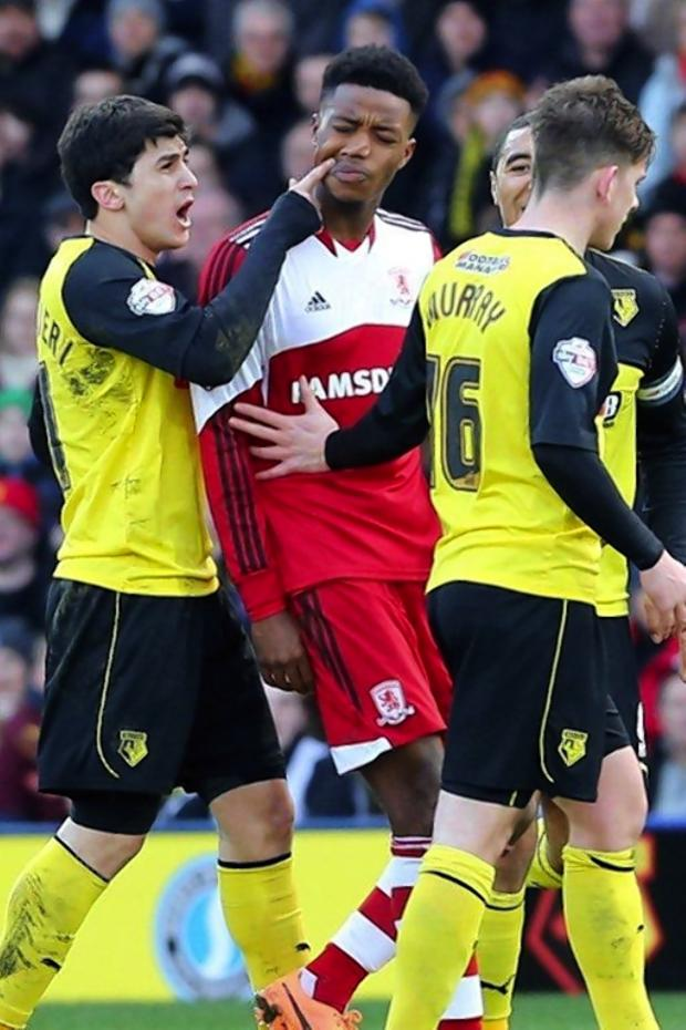 The Advertiser Series: MATCH-WINNER: Nathaniel Chalobah's goal earned Middlesbrough a second win on the trot