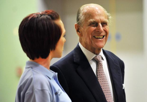 The Advertiser Series: AWARDS SCHEME: The Duke of Edinburgh