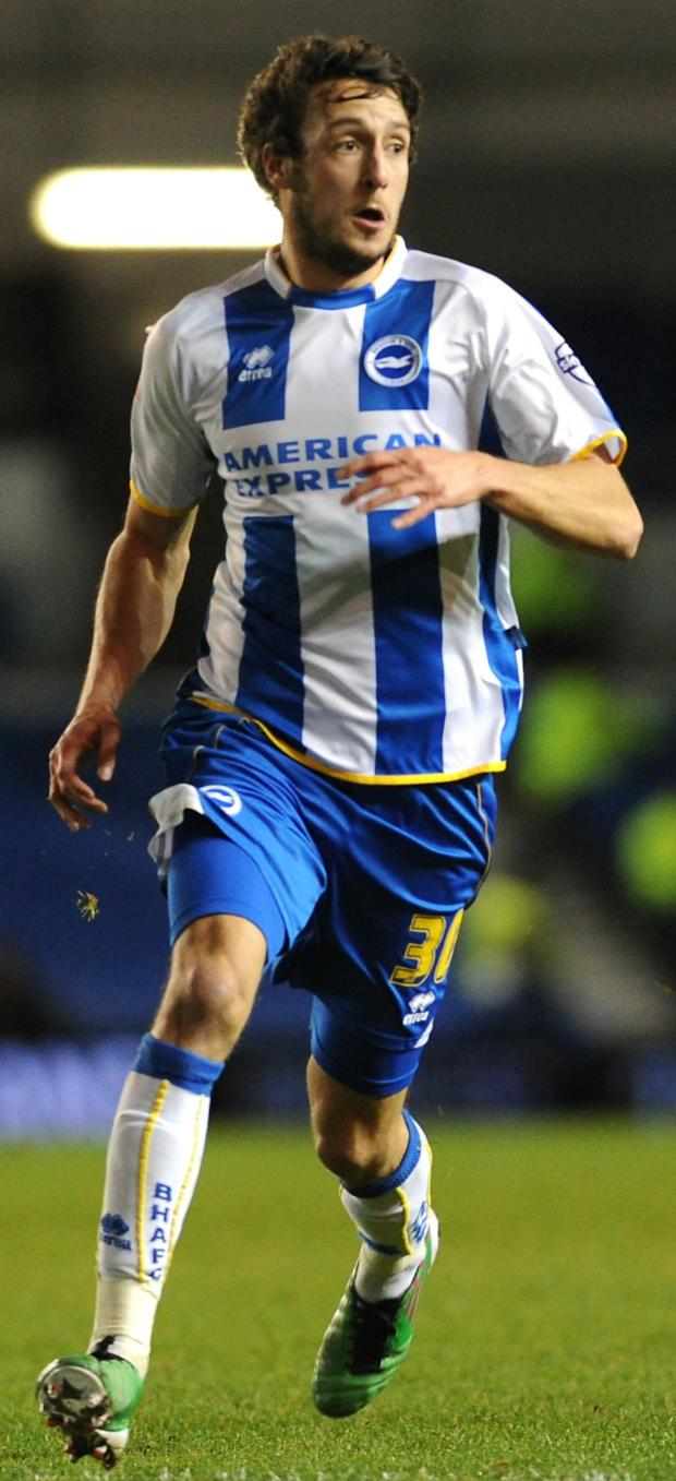 The Advertiser Series: TRANSFER TARGET: Sunderland are close to agreeing a deal for Brighton winger Will Buckley