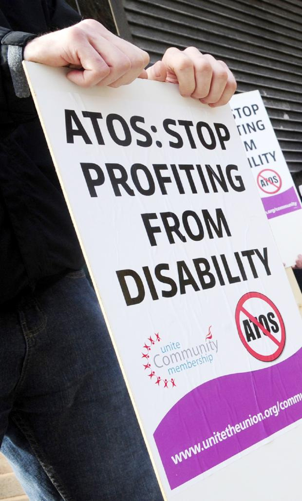 The Advertiser Series: Ministers stressed that Atos will not receive any compensation from the taxpayer