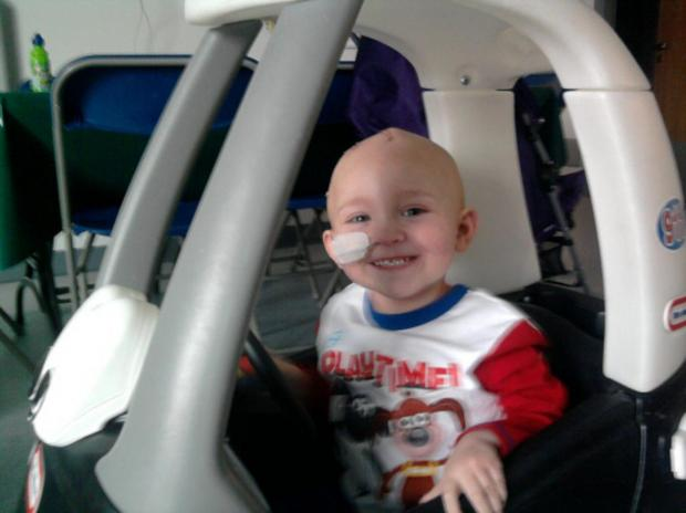 The Advertiser Series: Charity fundraisers are collecting money for critically-ill toddler Mason Campion
