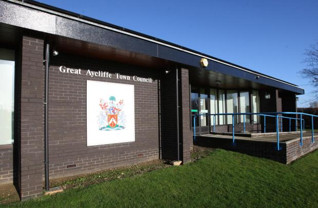 The Advertiser Series: Members of Great Aycliffe Town Council have been updated on a scheme to revitalise Newton Aycliffe town centre