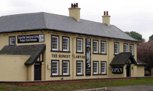 The Advertiser Series: The Honest Lawyer hotel, near where the new roundabout will be