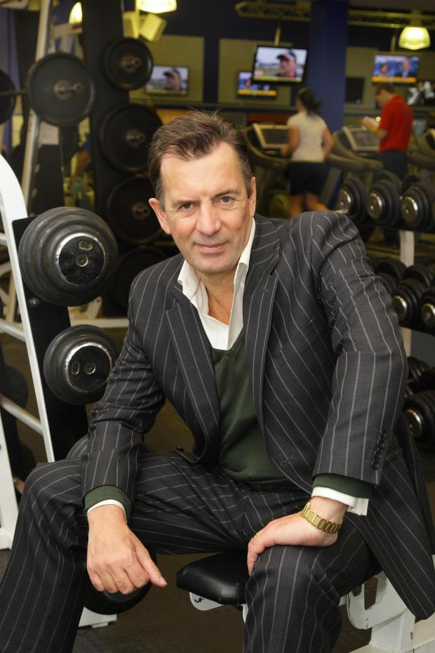 The Advertiser Series: Duncan Bannatyne, chairman of The Bannatyne Group.