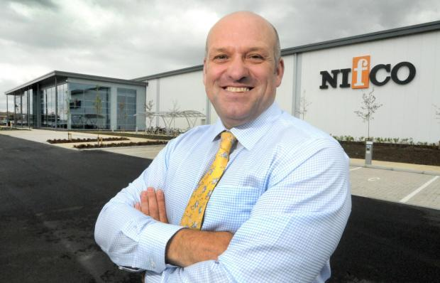 The Advertiser Series: Nifco UK boss Mike Matthews