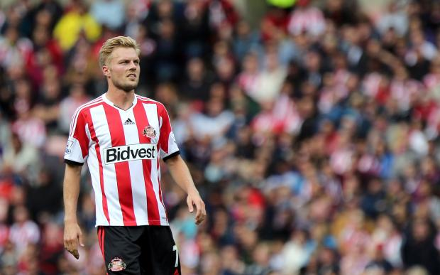 The Advertiser Series: BEEN THERE: Sunderland midfielder Seb Larsson won the League Cup with Birmingham in 2011