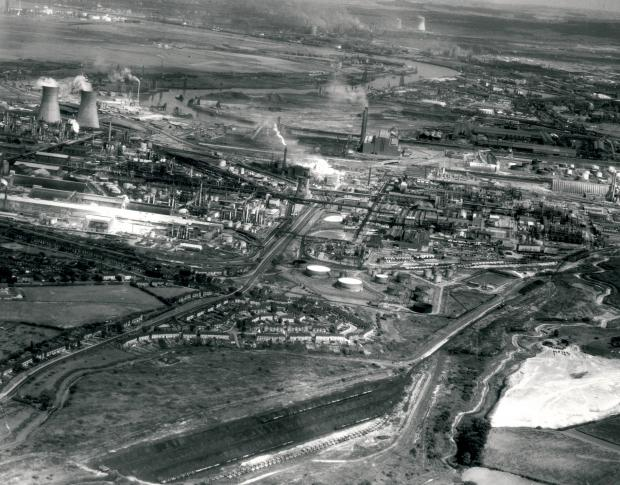 The Advertiser Series: How the Billingham ICI complex looked in 1969. O2N wants to create a waste-to-energy plant in the area