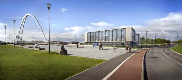 The Advertiser Series: An artist's impression of the new Thirteen Group headquarters