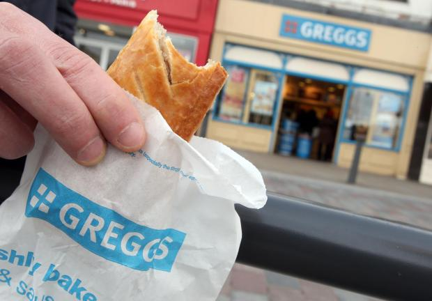 The Advertiser Series: Food on the go has helped lift Greggs sales