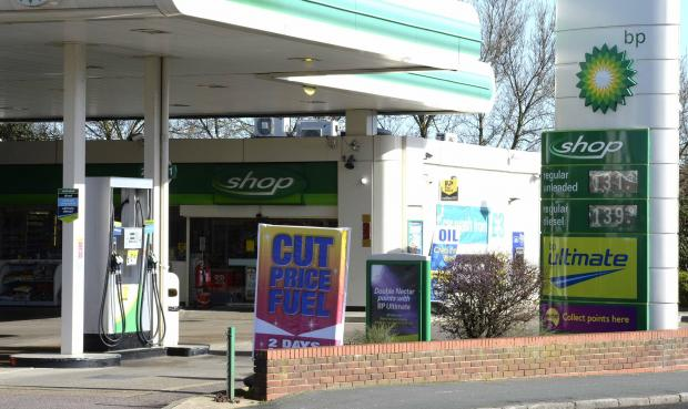 The Advertiser Series: Lower prices on forecourts helped inflation to drop
