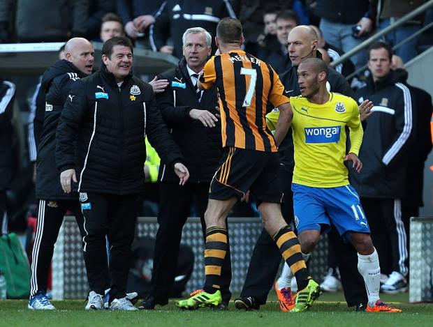 The Advertiser Series: Alan Pardew has been charged with improper conduct after his confrontation with former Sunderland midfielder David Meyler