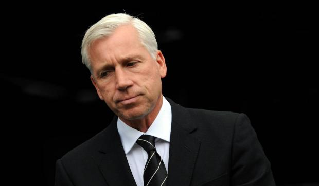 The Advertiser Series: Newcastle boss Alan Pardew is faci