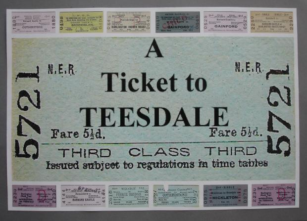 The Advertiser Series: A ticket to Teesdale