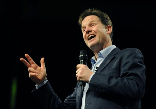 The Advertiser Series: Deputy Prime Minister Nick Clegg