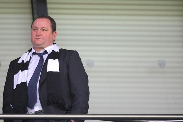 The Advertiser Series: NEW APPROACH: Mike Ashley's transfer meeting with Alan Pardew and Graham Carr suggests there is unlikely to be a direct replacement for Joe Kinnear as director of football