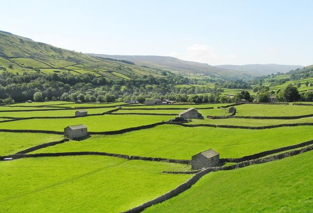 The Advertiser Series: The Yorkshire Dales, which is famous for its stone barns