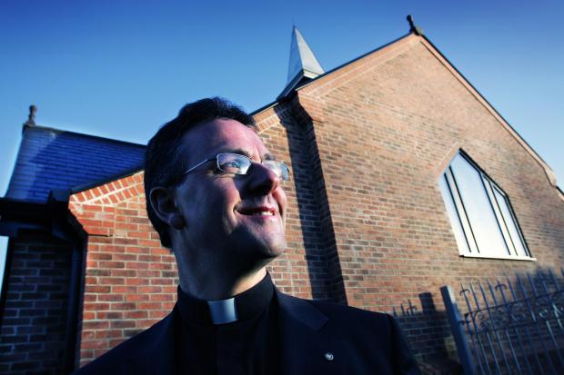 The Advertiser Series: The Very Reverend Canon John Dobson, who is moving