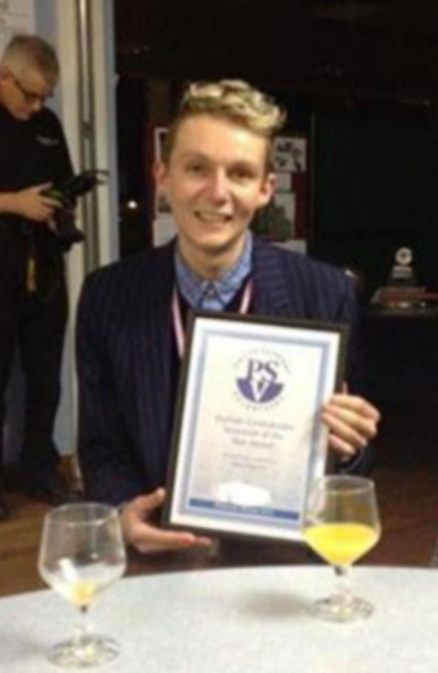 The Advertiser Series: Volunteer of the Year award winner Adam Peacock