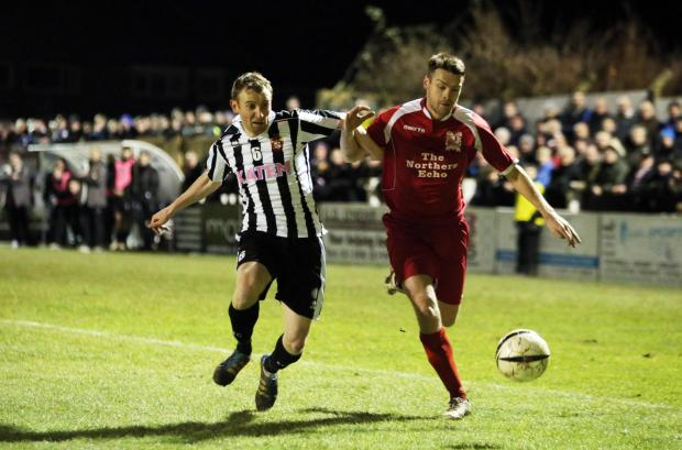 The Advertiser Series: REPEAT SHOW: Darlington last season won a key game at Spennymoor, and Martin Gray wants a repeat this evening
