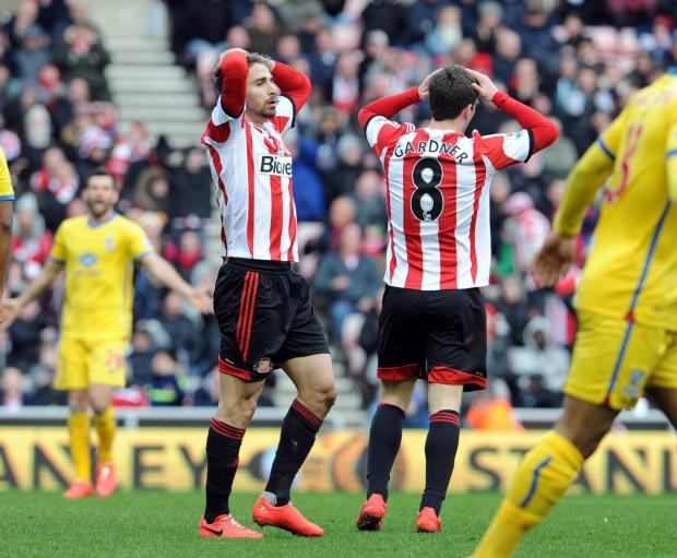 The Advertiser Series: FRUSTRATION: Fabio Borini and Craig Gardner