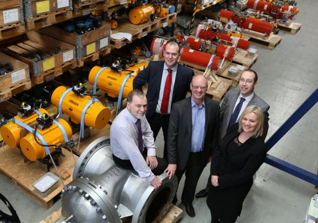 The Advertiser Series: Process Control Equipment in Thornaby is the first firm to benefit from the Tees Valley Catalyst Fund
