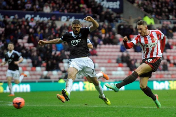 The Advertiser Series: BACK ON WEARSIDE: Striker Connor Wickham has returned to Sunderland from Leeds and is set to start up front at Liverpool tomorrow evening