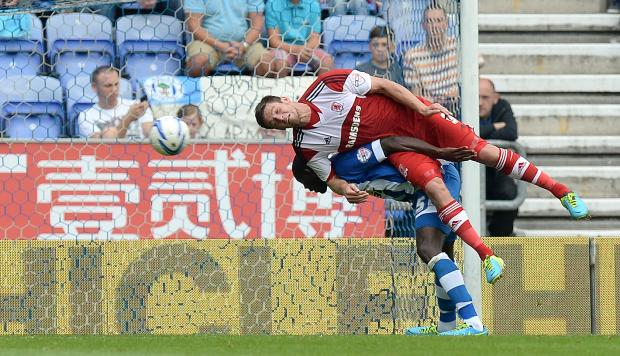 The Advertiser Series: THE FALL GUY? Striker Lukas Jutkiewicz is expected to leave Boro on a permanent basis this summer despite impressing while on loan at Bolton Wanderers of late