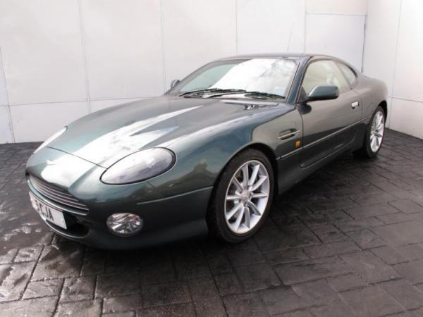 The Advertiser Series: The Aston Martin DB7 Vantage sold to Australia