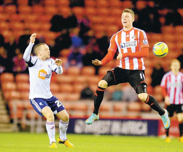 The Advertiser Series: SUNDERLAND'S SAVIOUR? Connor Wickham was recalled from a loan spell at Leeds United to help the Black Cats get out of trouble