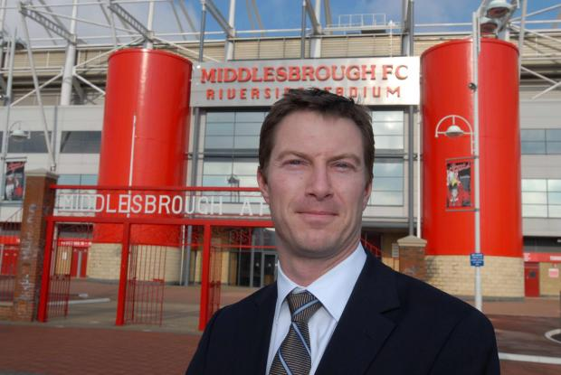 The Advertiser Series: Riverside Stadium Chief Operating Officer Neil Bausor