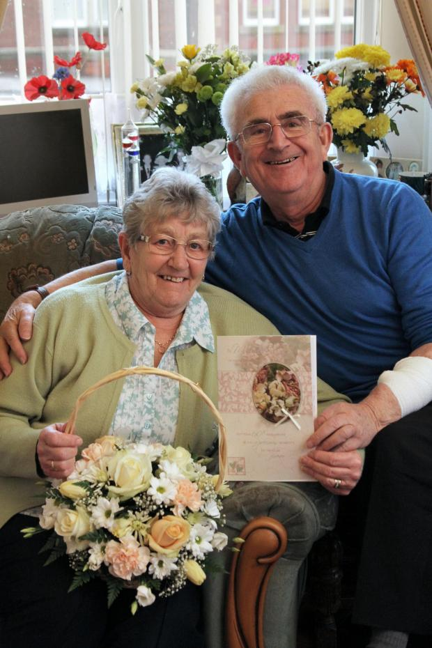 The Advertiser Series: Diamond wedding anniversary for Edwin and Jean Piper