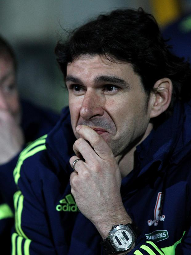 The Advertiser Series: PLAY-OFF AIM: Aitor Karanka believes his side is capable of beating anyone in the Championship