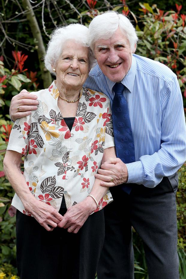 The Advertiser Series: Durham charity workers celebrate diamond wedding anniversary