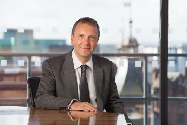 The Advertiser Series: Darlington Building Society chief executive Colin Fyfe, whose last position was as director of specialised businesses and operations at Clydesdale Bank.