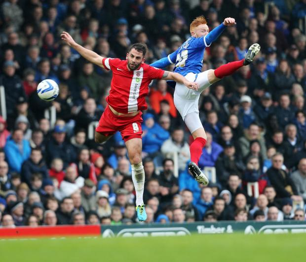 The Advertiser Series: FLYING AT FRATTON PARK: Simon Walton and Ryan Taylor take off