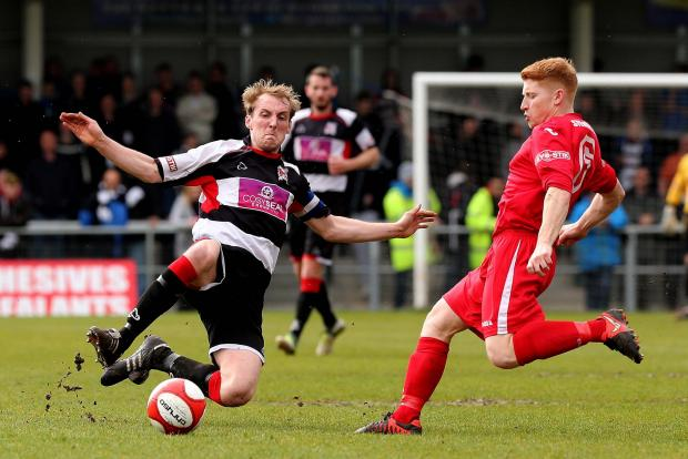 The Advertiser Series: NO FEARS: Darlington captain Gary Brown