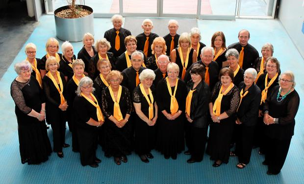 The Advertiser Series: Golden years: Civic Choir marks 50th anniversary