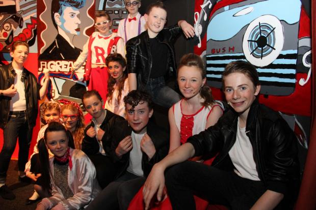 The Advertiser Series: Allertonshire students in Grease.