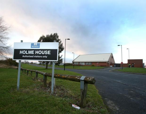 The Advertiser Series: Holme House Prison